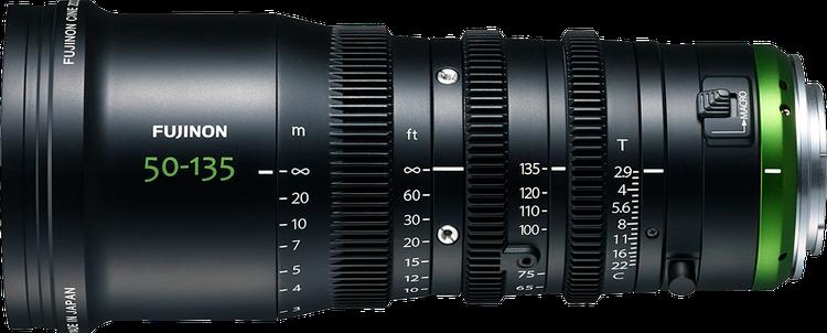 Fujinon MK 50-135mm T2.9 Cine Zoom Lens