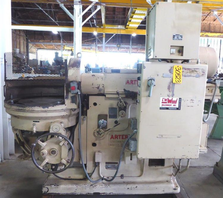 Arter B-24 ROTARY SURFACE GRINDER