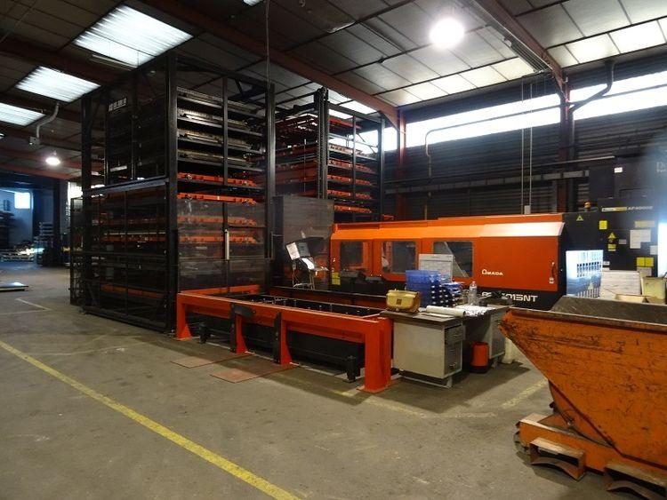 Amada FO3015NT CNC Control
