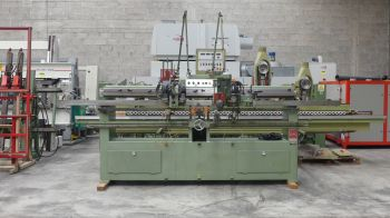 Striffler 2440 Milling and drilling machine for fittings