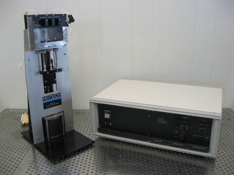 Hi-Tech Scientific RQF-63 Rapid Quench Flow