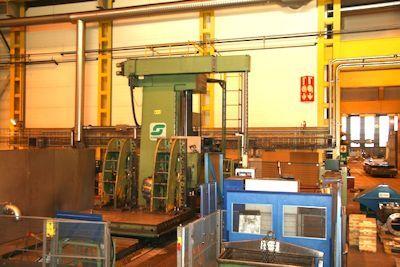 Scharmann Heavycut 3,2 TDV 5 160 mm 850 rpm
