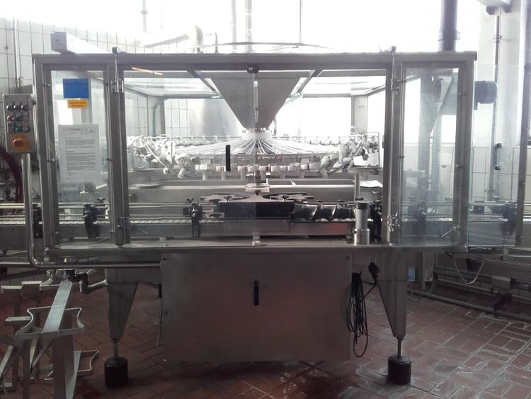 Strohm ST/48GR Rinser beverage-machine