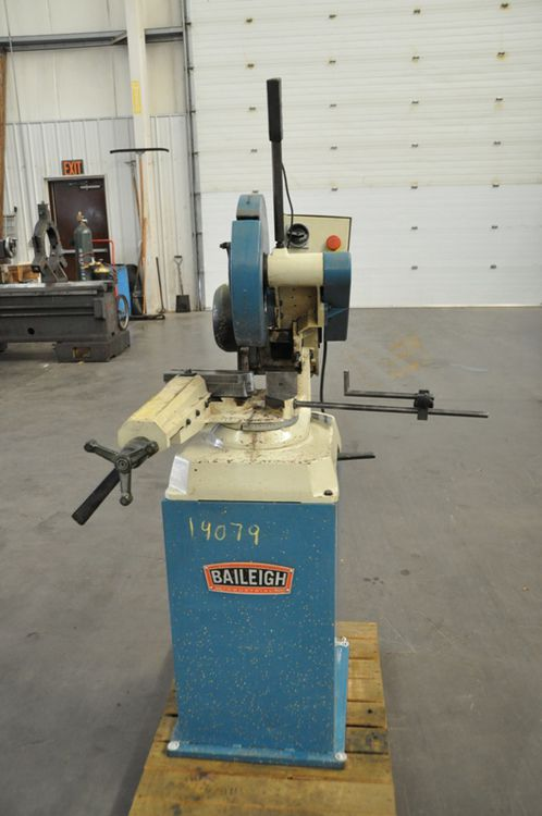 Baileigh AS-350M ABRASIVE CHOP SAW semi automatic