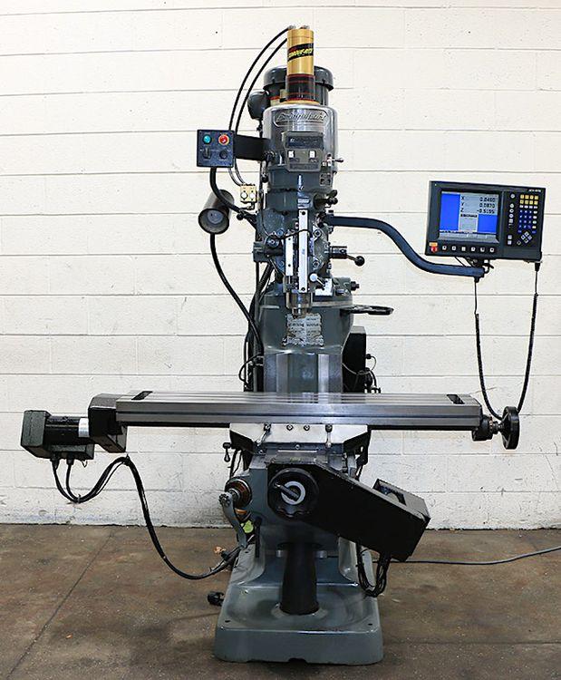 Bridgeport, Hardinge 2-AXIS CNC SERIES I VERTICAL 4200 rpm
