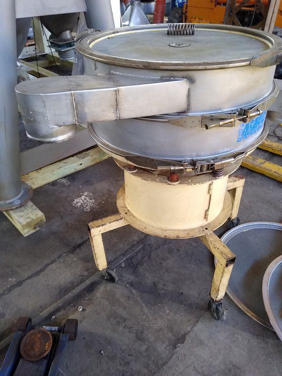 Sweco XS30S666 sifter