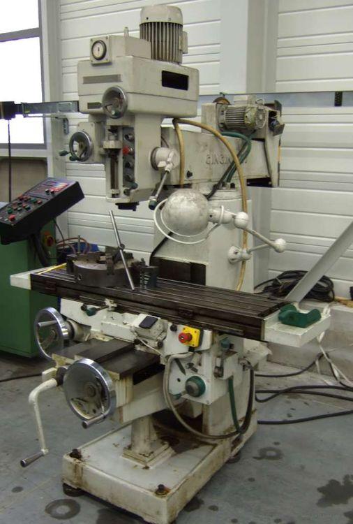 Cincinnati TM 66 DD Vertical Max. 3100 rpm