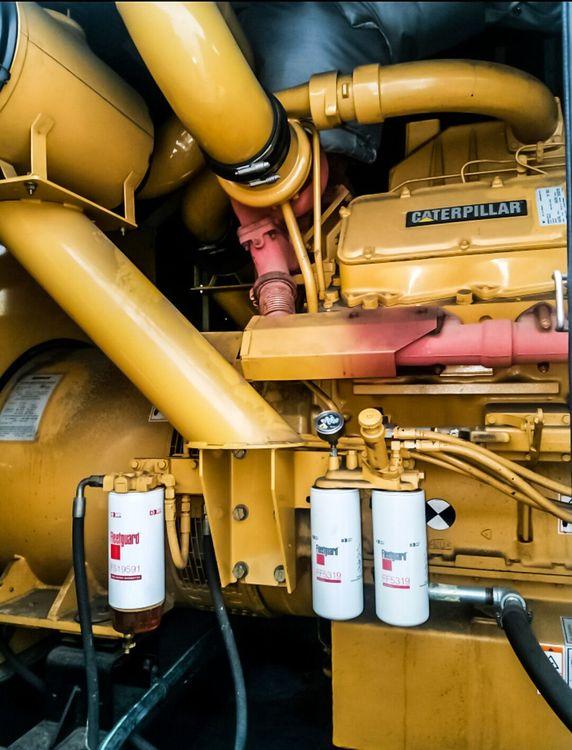 Caterpillar 3412 DITA Industrial Generator set 500