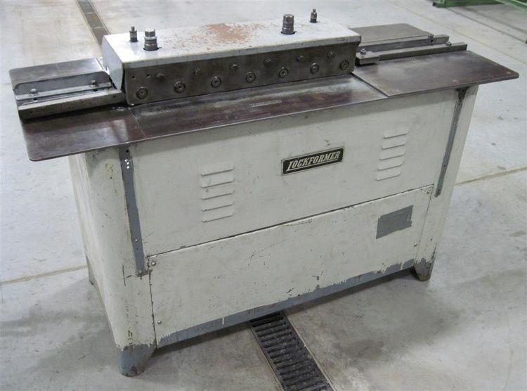 Lockformer 24 Ga. Snaplock