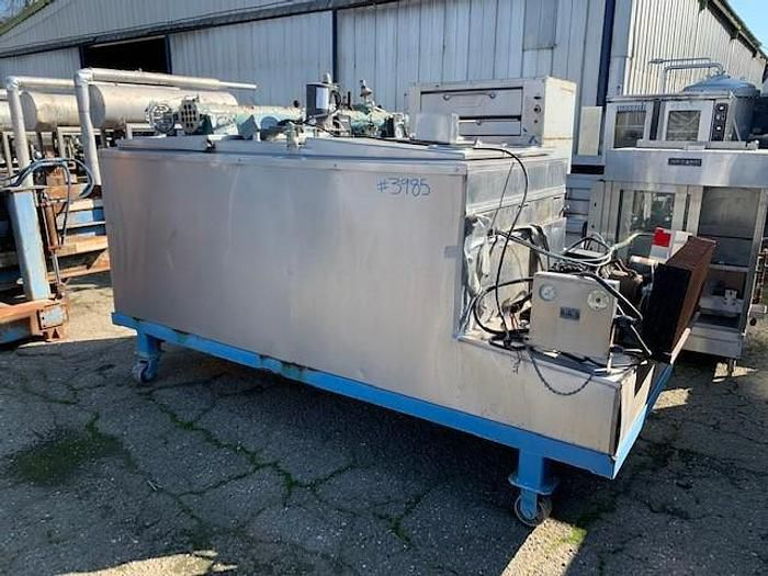Cooling Tank with Agitation