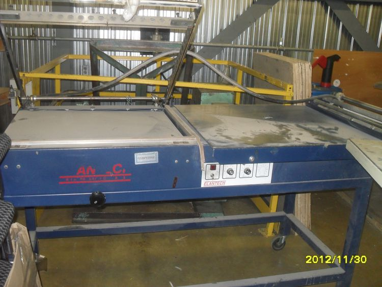 2 Beseler, Bestronic, Cryovac, Damark, Ideal, RBS, Seal A Tron, SHANKLIN, Sitma, Visual Thermoforming, Weldotron, Wrap O Matic, X-Rite ELSM 2020 20 X 20 X 8