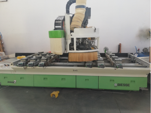 Biesse Rover 24 ATS, CNC ROUTER 4