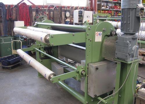 Krefeld, Kusters 222.58 / 2000, Dye Padder 200 Cm