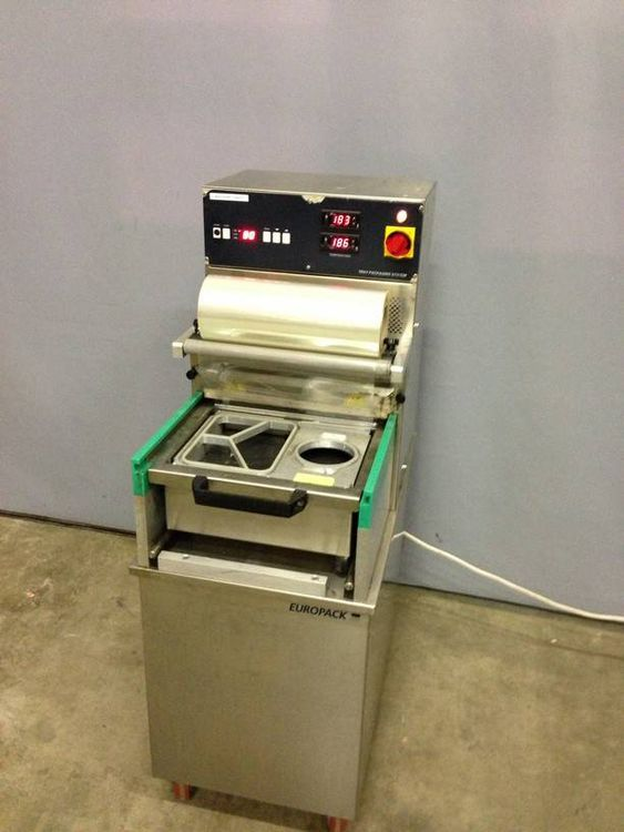 Europack Tray Sealer