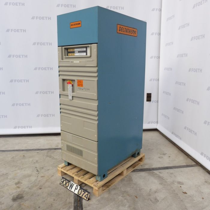 Deltatherm CH2033/15 Thermal fluid unit