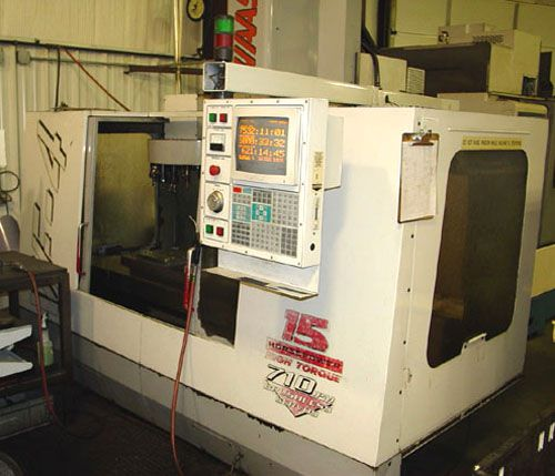 Haas VF-4 CNC VERTICAL MACHINING CENTER New 3 Axis