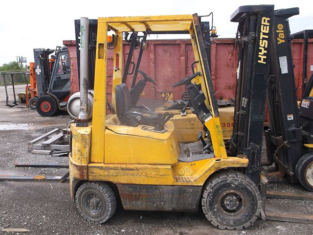 Hyster H50XM 5000