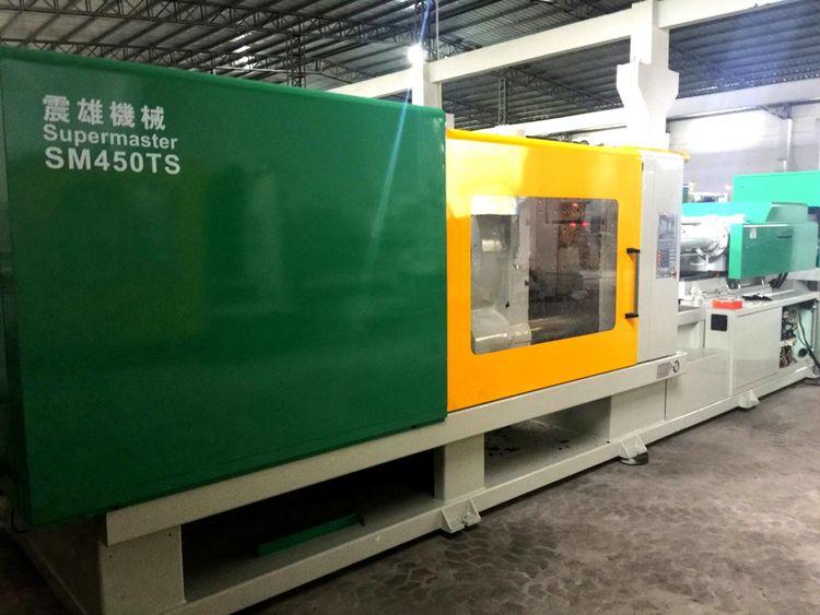 Chen Hsong SM450TS 450 Ton