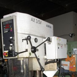 Alzmetall AX 3/SV Drill Press Variable