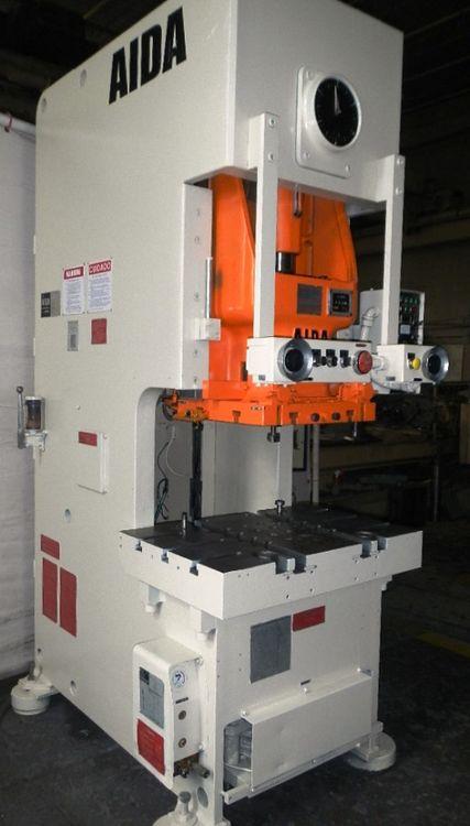 2 Aida NC1-80 Max. 88 Ton