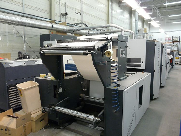 Edelmann Color-Print V-72 SL