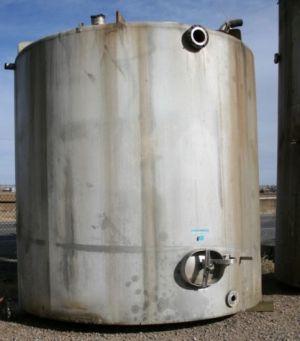 Mueller Single Shell Tank 8,500 Gallon