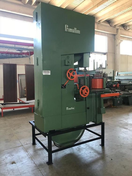 Primultini R100, Band saw