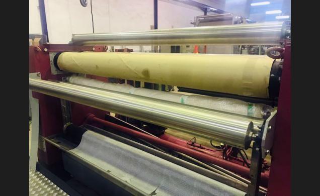 Kusters 222.11-1800, Dyeing padder 180 Cm