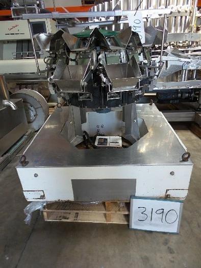 Ishida CCW-S-212 14 Bucket Rotary Scale