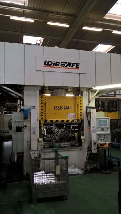 LOIRESAFE ESSM - 500 / 15-10 / 11-8 500 Ton