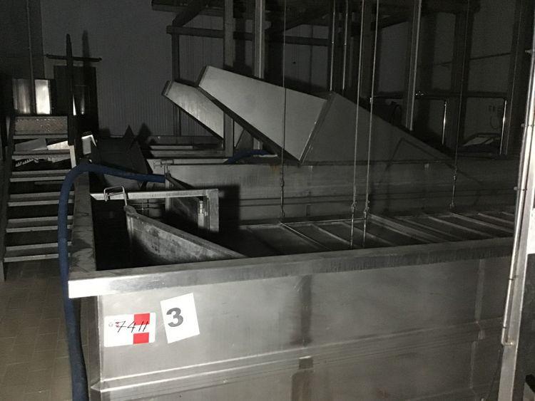 Inox Saladero Immersion Equipment