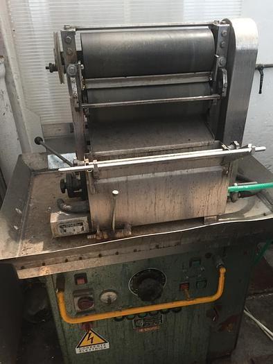 Benz LFV 350/2 RFA Lab dyeing squeezer