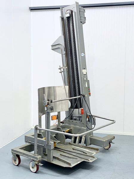 Diosna HK224 BOWL LIFTS