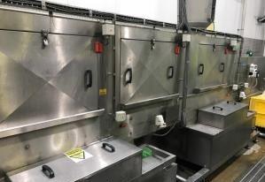 IWM Tray Wash System
