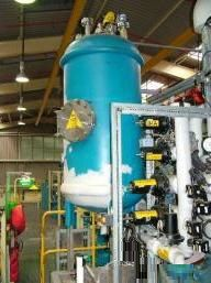 Conway Vickers, Others 1,273 Litre Stainless Steel Pressure Vessel