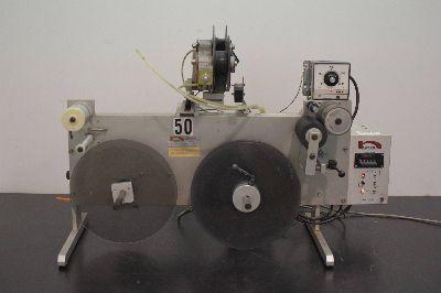 Norwood L.I.S. 400, Carton Labeler