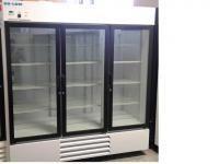 SO-LOW DHF4-74GD TRIPLE GLASS DOOR LABORATORY REFRIGERATOR