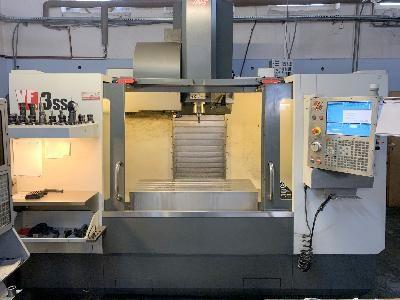 Haas VF-3SS CNC milling machine 3 Axis