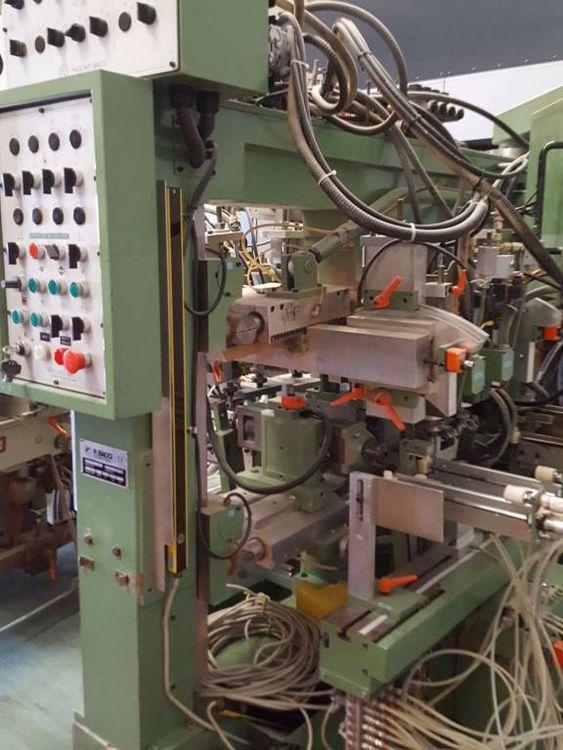 Bacci MX 90 HORIZONTAL-VERTICAL MORTISING MACHINE