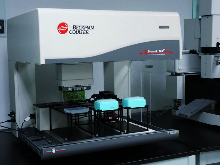 Beckman Coulter Biomek NXp Automated Workstation