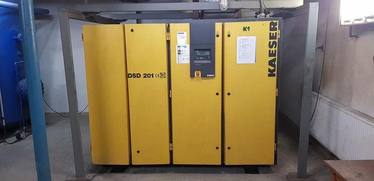 Kaeser DSD 201 1254 m³/h