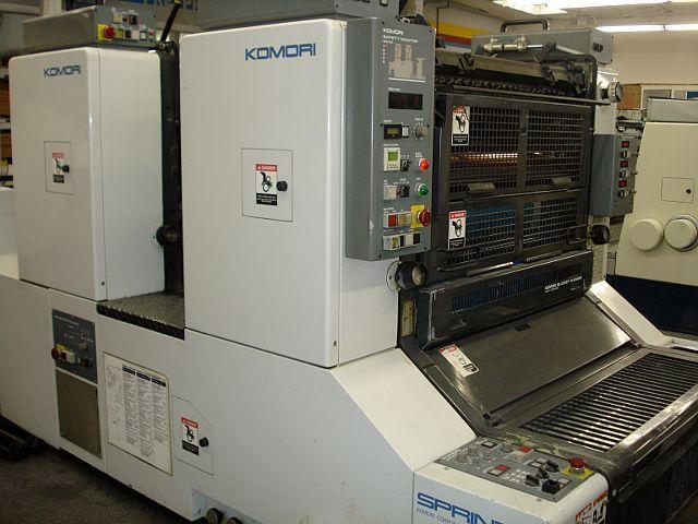 Komori Sprint II 228 520 x 720