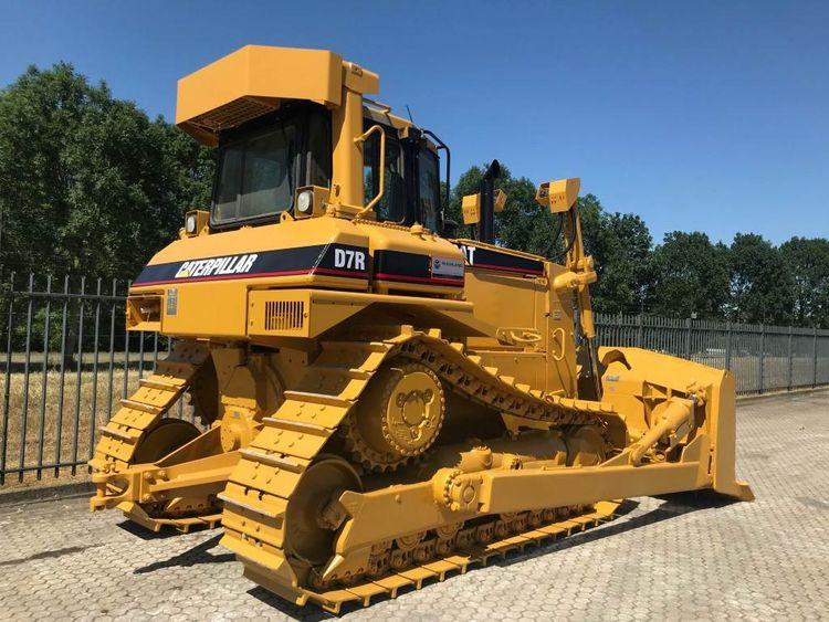 Caterpillar D7R Tractor