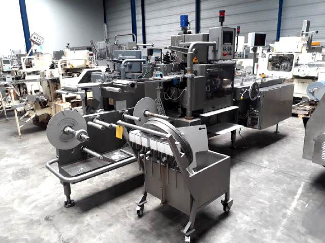 Sig FD165 filling and wrapping machine