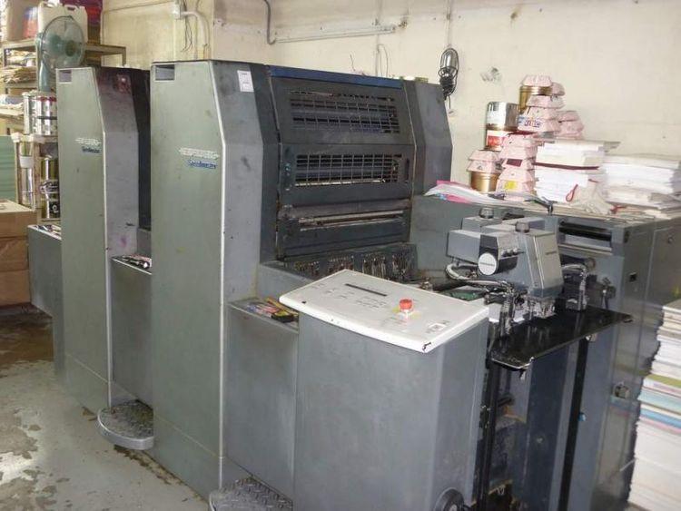 Heidelberg SM52-2 37x52 cm