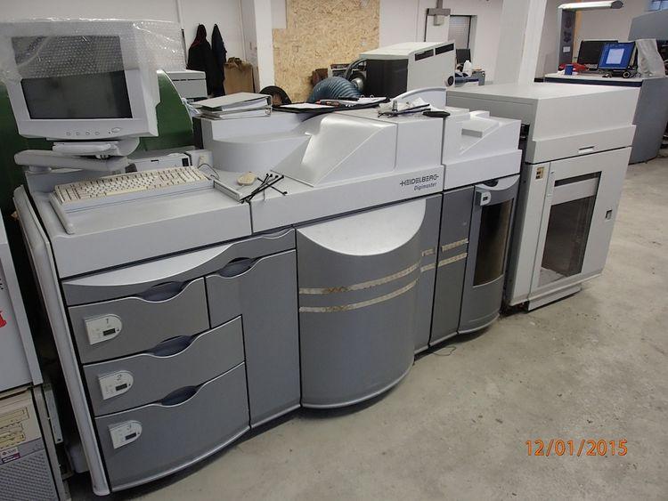 Heidelberg Digimaster 9110, Digital Printing Machine  30,5 x 43 cm