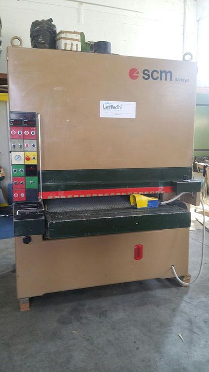 SCM CL1100, CALIBRATING MACHINE