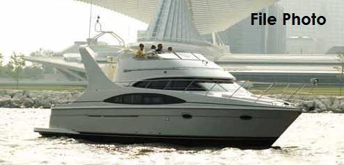 Carver 420M Yacht