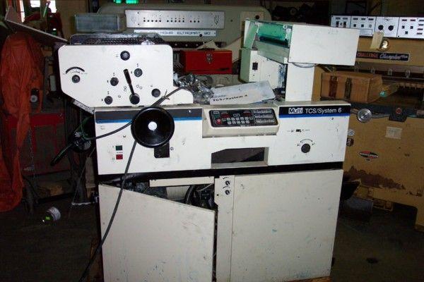 Multilith 2850S, 1 color Offset machine