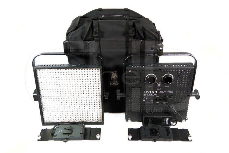 Litepanels LP-1X1 LED light panel kit